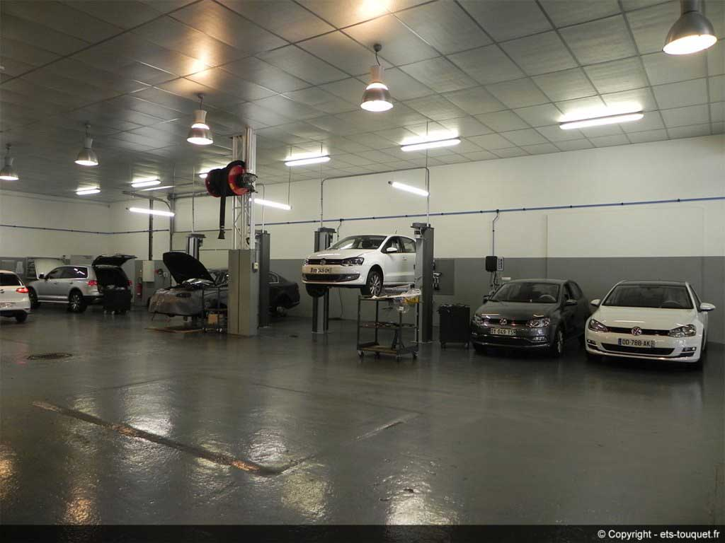 Atelier Volkswagen Ets Touquet