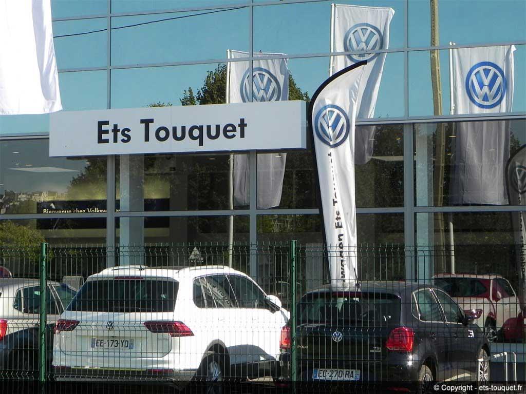 Concession Volkswagen Ets Touquet