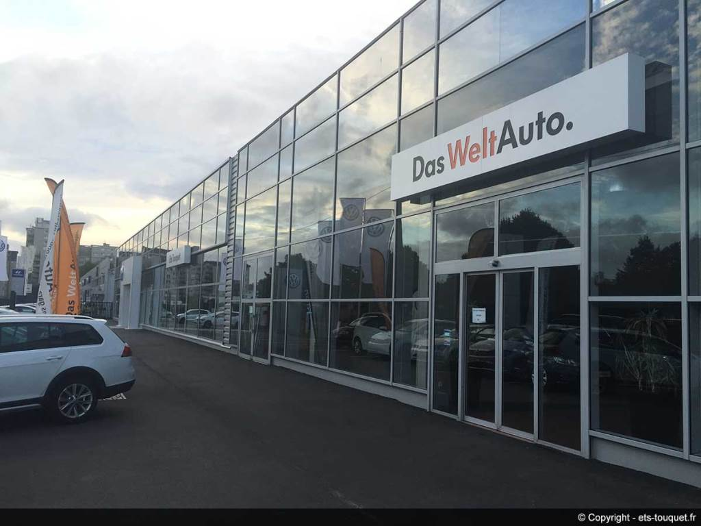 Concession DasWeltAuto Occasion Ets Touquet